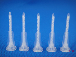 Glue nozzles online shopping - AB glue tube Resin Static Mixer MA3 S Mixing Nozzles for Duo Pack Epoxies