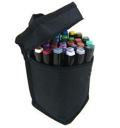 2019 горячие продажа отмечает пластиковые 30 цвет Новый 30 Промышленный дизайн обычно используется цвет Markpen - три поколения маркеры маркер эскиз манга искусство на Распродаже