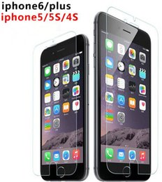 Wholesale Price For Iphone 4s Australia - 2.5D 0.26mm 9H Tempered Glass Manufacturer Factory Price Screen Protector for iphone 6 6s Plus 5S 4S Samsung S6 S5 S4 Note 5 4