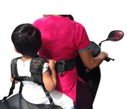 Correia de segurança para motociclos para crianças Correia de segurança para motos para crianças Cinto de segurança para veículos eléctricos Cinto de segurança para veículos eléctricos