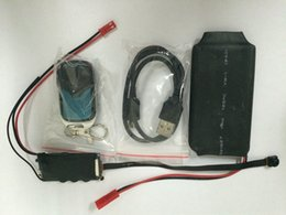 Mini wireless caMera board online shopping - Wireless Mini Module Board Camera S01 HD P DIY Module Pinhole Camera DVR video Recorder Operated By Remote Control