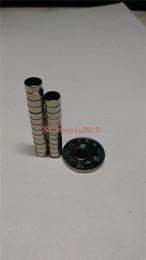 Neodymium Disc Magnets NZ - New 50pcs Neodymium Disc Mini 6 X 3mm Rare Earth N35 Strong Magnets Craft Models