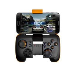 Многофункциональный джойстик Gamepad Беспроводной игровой контроллер Bluetooth-геймпад для iPhone HTC Samsung Tablet Поддержка Android / IOS
