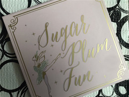 fun palette UK - Hot Sale 16 Color TF Sugar Plum Fun Eyeshadow Palette Matte and Shimmer Shades Eye Shadow Palette Fairy set Makeup Maquiagem Highlighter
