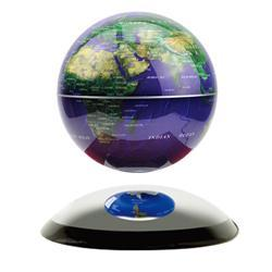 Levitation Floating Globe Canada - 6 inch Antigravity Magnetic Levitation Floating Globe the best Desktop Decor Company anniversary gift Building opening gifts