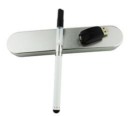 CE3 Kit Bud Touch Алюминиевый комплект для коробок Vape Pen 280mAh 510 Резьбовое масло Распылитель Электронные сигареты e cig Kit 1.0ml 0.5ml