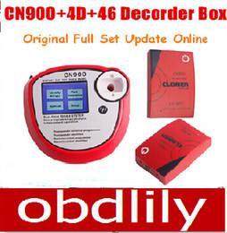 Discount ford master key - CN900 Master Key Programmer +4D cloner box +46 Cloner Box 4D Decoder 46 Decoder Arrival Auto Key Programmer