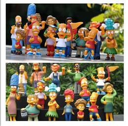 Distributeurs En Simpsons Figures Toy Ligne Gros DE2HI9