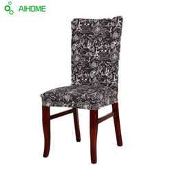 $enCountryForm.capitalKeyWord Australia - Printed Chair Cover Home Decoration Suitable for Home Office Hotel Fashionable Printed Polyester Fiber Chairs Case Covers