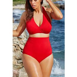 cacad34f35a00 Plus size Retro Bikini Female bathing suit aida De Praia women thong  swimsuits bikinis women Traje De Bano Mujer 1420