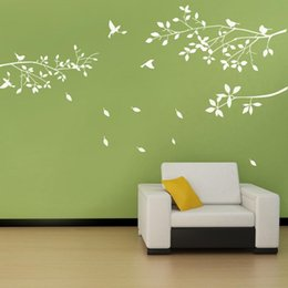 White Tree Branch Wall Decal Online White Tree Branch Wall Decal