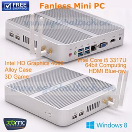 $enCountryForm.capitalKeyWord Canada - Fanless Computer Mini PC with Intel Core i5 4200U Max 8GB DDR3 RAM 1TB HDD Graphics 4000 Home TV HTPC HM77 Blue-ray Video