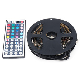 $enCountryForm.capitalKeyWord UK - 4PCS 50CM Non Waterproof Colour Change USB Power RGB LEDStrip Light 5050 SMD Computer TV PC Backlight Light Remote Control