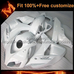 Rr Motorcycles Canada - 23colors+8Gifts Injection mold WHITE Bodywork motorcycle cowl For Honda CBR1000RR 2006-2007 CBR 1000 RR 06 07 motor coverABS Plastic Fairing