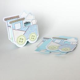 $enCountryForm.capitalKeyWord NZ - Cartoon Paper Train Candy Box Baby Shower Favors Wedding Party Favor Kids Birthday Chocolate Boxes ZA5472