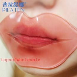 $enCountryForm.capitalKeyWord Canada - DHL Shipping PILATEN Authorized Collagen Plumper Crystal Lips Mask Moisturizing Lip Exfoliating Lips Full Lips Enhancer