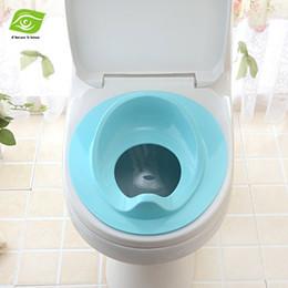 Çok renkli Çocuk Çocuk Bebek Lazımlık Tuvalet Koltuk / Mat Ayaklı Pan, dandys