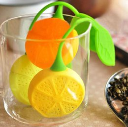 $enCountryForm.capitalKeyWord Canada - Free Shipping Silicone Drinker Teapot Teacup Herb Tea Strainer Filter Infuser Lemon Bag Coffee tools T-100