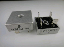 Metal Kasa Köprü Doğrultucu SEP KBPC2506 KBPC2508 KBPC2510 KBPC5010 indirimde