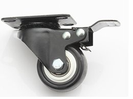 Industrial Caster Wheel Casters Furniture Hardware Accessories Stroller  Brake Bearing Mute Super Power 2 Inch Tablet