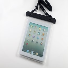 "waterproof cover for ipad Australia - 10"" Waterproof Tablet Bag Pouch Dry Bag Case Cover Sleeve for ipad 4 for ipad Air 2"