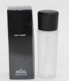 10 PCS Makeup Prep + Prime Fix + Brume Fixante Rafraichissante Skin Refresher Acabado Bruma Brume Fixante A Smooth Moisture Liquid Spray 100ML