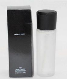 10 PCS Maquiagem Prep + Prime Fix + Brume Fixante Rafraichissante Pele Refresher Acabamento Névoa Brume Fixante Um Líquido Umidade Suave Spray 100 ML