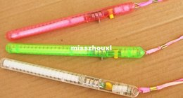 $enCountryForm.capitalKeyWord Canada - Free Shipping 21cm Colorful LED Flashing Glow Light Stick Wand For Party Bar Deco Concert Cheer