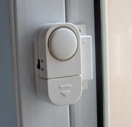 Wireless Door Window Entry Burglar Alarm Safety Security Guardian Protector on Sale