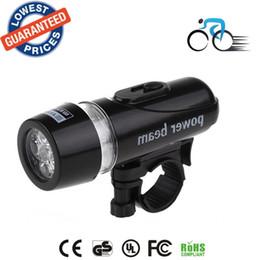 ALONRFIER 5 led 2-Mode Multipurpose Professional luzes brancas bicicleta de bicicleta ciclismo bicicletas luzes lâmpadas venda por atacado