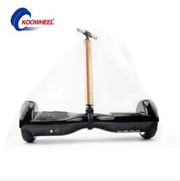 electronic hoverboard 2019 - Hoverboard pull rod 2 wheel self balancing electric scooter trolley,electronic scooter tie rod ,hoverboard portable hand