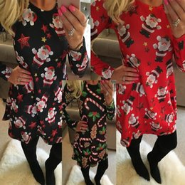 Discount vintage clothing for women - Christmas Crutch Dress for Womens Blouses Tops Skirts for Women Tops for Women Print Santa Claus Mini Dresses Women Shor