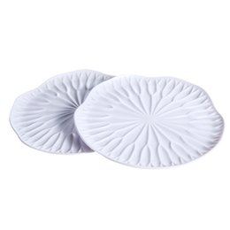$enCountryForm.capitalKeyWord NZ - Decorative Lotus Leaf Silicone Table Cup Coaster Mat Round Drinks Tea Coffee Glass Coasters Place Mat