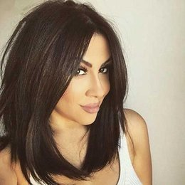 Medium Short Hairstyles Thick Hair NZ | Buy New Medium Short ...