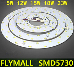 $enCountryForm.capitalKeyWord Australia - 5W 12W 15W 18W 23W SMD 5730 LED Ceiling Circular Magnetic Light Lamp AC85-265V AC220V Round Ring LED Panel board with Magnet