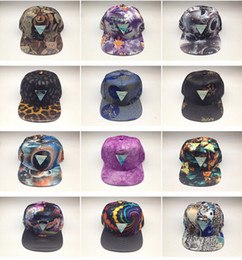 baseball cap hater 2019 - New Arrival HATER Snapback Hat Flowers Bone Snap Back gorras Men Hip Hop Cap Sport Baseball Cap Fashion Flat-brimmed Hat