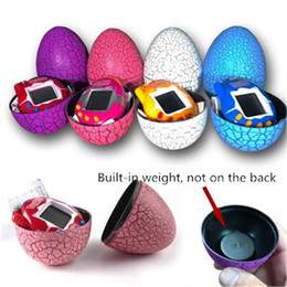 $enCountryForm.capitalKeyWord NZ - New Electronic Pets Dinosaur Egg Interactive Toys For Children Tamagotchi Tumbler Virtual Cyber Digital E-pet Handheld Game