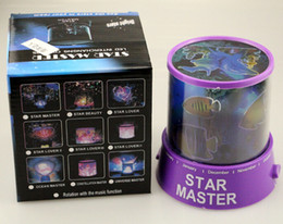 star master night light 2019 - Colorful Sky Star Projector Night Light Children Novelty gift Master Star Starry Lamp Wall Ceiling Decor for Romantic Gi