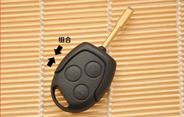 $enCountryForm.capitalKeyWord Canada - 3 Buttons Blade Uncut Remote Car Key Shell Case Fob Covers for Ford Focus Mondeo Festiva Free Shipping
