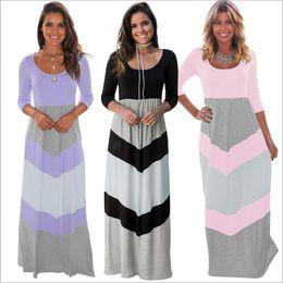 Solid maxi dresses wholesale