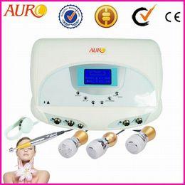 AURO Spa visage salon machine aiguille libre Mésothérapie pas d'aiguille mésothérapie suppression des rides machine de beauté AU-1011