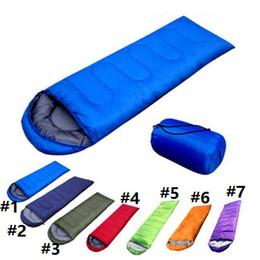 $enCountryForm.capitalKeyWord NZ - Outdoor Sleeping Bags Warming Single Sleeping Bag Casual Blankets Envelope Camping Travel Hiking Blankets Sleeping Bag
