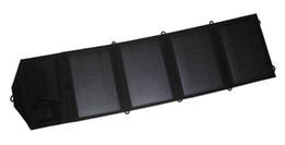 Mono 14W 5V chargeur USB double panneau solaire pliant chargeur solaire pour téléphone iPhone iPad Samsung en Solde
