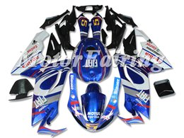 Rs 125 abs faiRing kit online shopping - 4 Free Gifts New Fairings Injection ABS Full bike fairing kits for aprilia RS125 RS RS4 bodywork set Fiat