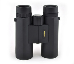 hunt camping telescopes Australia - binoculars 10x42 Q telescope hunting watching birdwatching binocular bak4 waterproof visionking outdoors backpacking camping 10x Black