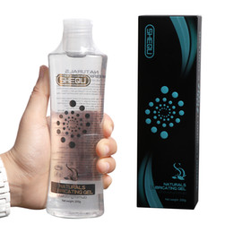 Oil sex online shopping - SHEQU ml Climax Lube Feel Water Based and Silky Smooth Lubricants Vagina ANAL Body Sex Oil For Femal and Male