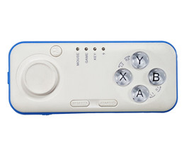 Mini Bluetooth Joystick Gamepad multifunction Bluetooth Selfie Remote Control Shutter Gamepad Wireless Mouse for iOS Android PC from touch fingers suppliers