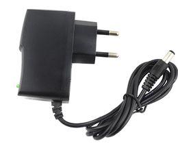 Высокое качество AC DC 12V 1A 9V 1A 5V 1A адаптер питания питания 5V 2A адаптер US / EU штекер с IC-версией CE Certification 100pcs бесплатная доставка