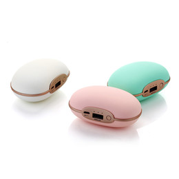 $enCountryForm.capitalKeyWord UK - Small pea macaron warm up the portable power supply of the supply of mobile power electric warm shock massage