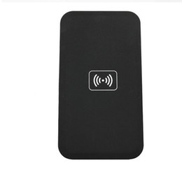 Chinese  Power Qi Wireless Charger Charging Pad Mat for Samsung Galaxy S6 S7 Edge with Retail Box manufacturers
